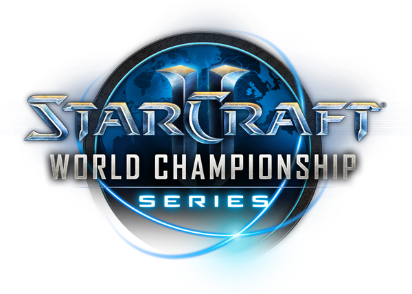 Logo StarCraft 2 World Championship